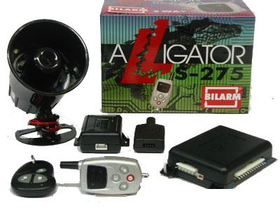 скачать инструкцию автосигнализации alligator m-800